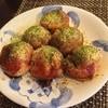 大阪やき三太 - 料理写真:大玉たこ焼き(6個)ソースで