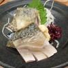 佐海屋旭 - 料理写真:鯖きずし