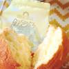 かにや - 料理写真:ケンキ。チーズクリームの塩っ気とふんわり甘いスポンジの相性◎
