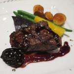 アンティコ カステッロ - 牛肉のグリル
