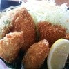 ドライブインサザエ - 料理写真:2015.04再訪 ミックスフライ定食のアップ!