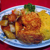 好菜 - 料理写真:中華ランチ(カラアゲ)