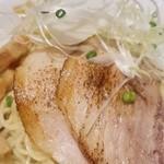 ラーメン海鳴 - つけ麺