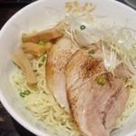 ラーメン海鳴 - つけ麺 メンマとチャーシューボリュームあります!
