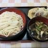 めんくぼう 桜屋  - 料理写真:『きのこうどんセット』(税込700円)