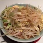 小十郎 - 味噌ラーメン(胡麻風味)