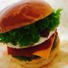 ハンバーガーショップ ビーワン - 料理写真:エッグバーガー