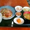 らふらんす2 - 料理写真:ハンバーグ定食 1280円