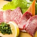 焼肉秀吉 - 料理写真:全国から厳選して仕入れている『特上カルビ』