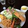 ラ グロッタ - 料理写真:ワンプレートランチ(肉)950円