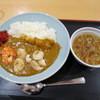 さんさん亭 - 料理写真:復興カレー760円