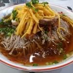ひかり食堂 - ・冷麺 650円