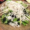 やきとり一番 - 料理写真:しらすとワカメのサラダ