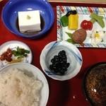 櫻池院 - 料理写真: