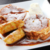 カーサ ビアンカ カフェ - 料理写真:大人気キャラメルバナナパンケーキ