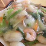 美花林 - 海三鮮炒麺2015