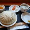 萬珍茶房 - 料理写真:肉まんセット