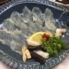 膳のえぐち - 料理写真:城下かれい刺身