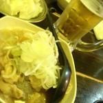 串屋横丁 - 煮込み