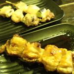 串屋横丁 - ホルモン焼きとネギマ