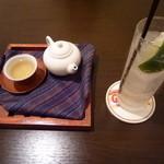 ケニーアジア - ジントニック、金木犀茶
