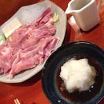 36757520 - 軍鶏鍋