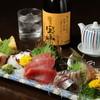 SUSHI DINING 和魚肴彩 たまはち - 料理写真:おまかせお刺身5点盛り