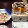福住旅館 - 料理写真:アワビ