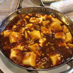 北京家庭菜 - 麻婆豆腐