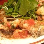 Bistro-SHIN 2 - 本日のお魚 焦がしソテー