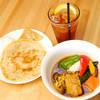 スープカリー Cafe Quarter - 料理写真: