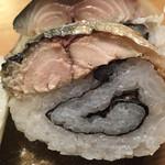 さば処 十八里 - 2015.4. 焼き鯖