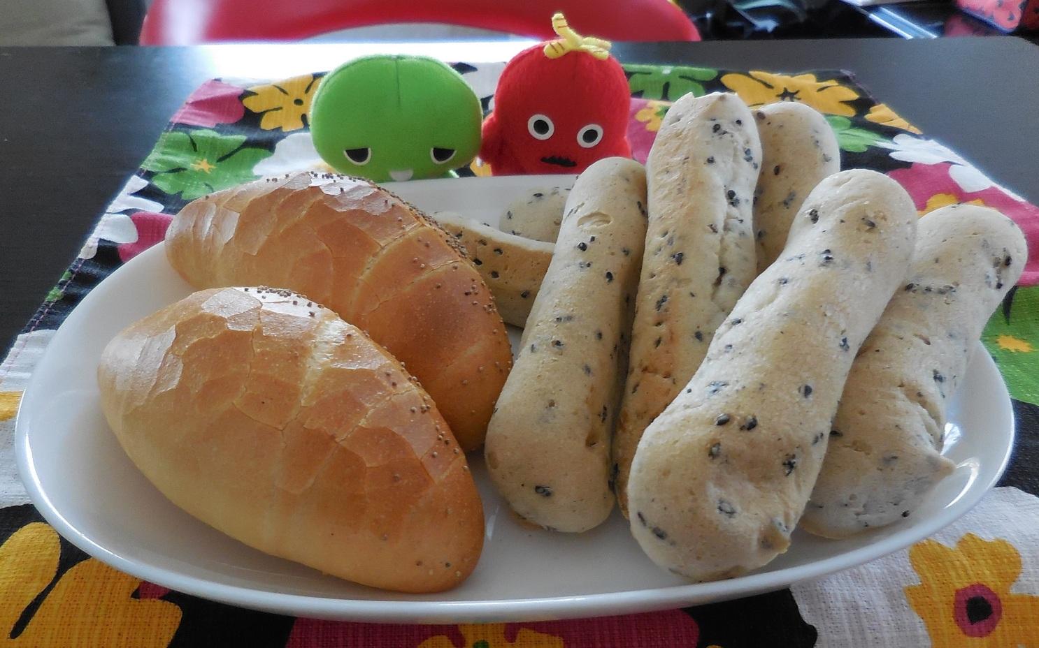 手作りのパン フランダース