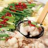 うま馬 - 料理写真:博多 もつ鍋