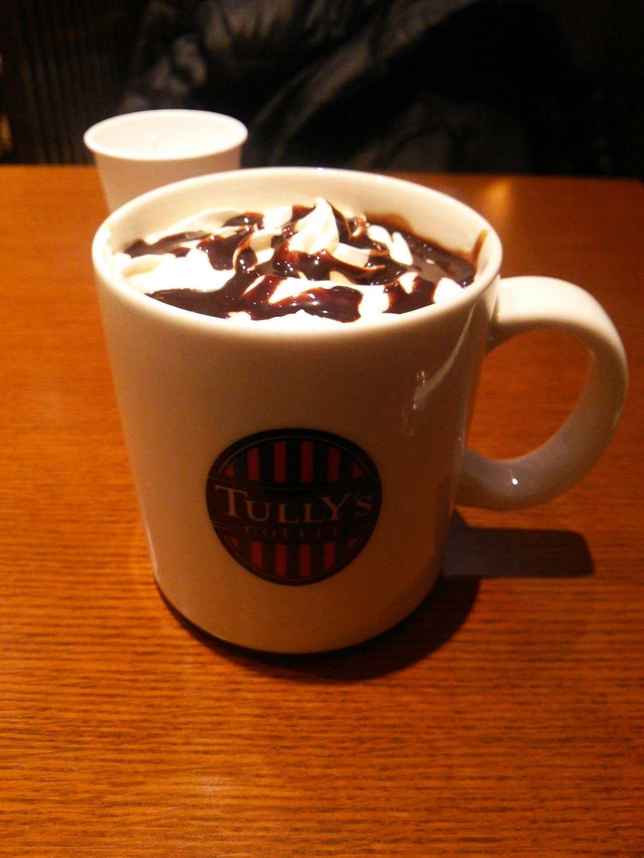 タリーズコーヒー グランエミオ大泉学園店