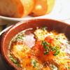 イタリアンバール ポルチェリーノ - 料理写真:海老のアヒージョ