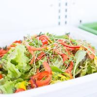 淡路島の農家さんの野菜にもこだわってます!