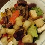 アマレット - 温野菜のサラダ