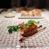 アレーナ・ベニーニ - 料理写真:フランス産フォアグラのソテー、ハチミツとバルサミコのソース☆