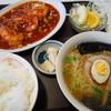 ジャスミン - 料理写真:乾焼蝦仁(エビチリ)¥800セット税込み