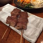 関西 - カルビ串焼き