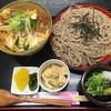 そば処 実り - 料理写真:お昼の定食:750円