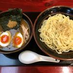 中嘉屋食堂 麺飯甜 - 香麻つけ麺
