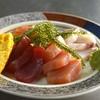 節子鮮魚店 - 料理写真:刺身の盛り合わせ