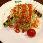 ビスヌ - サラダ