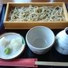 蕎麦花 - 料理写真:せいろ