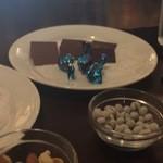 酒肆バグパイプ - チョコレート