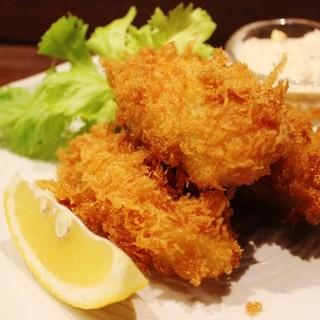間違いなく美味い!最高の牡蠣フライ!