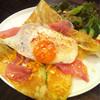 マーブルブランカフェ - 料理写真:遅めのランチ