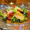 ヴァチナーラ - 料理写真:銚子ホウボウのカルパッチョサラダ